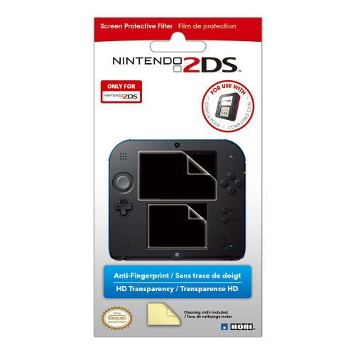 - HORI Screen Protective Filter - Nintendo 2DS