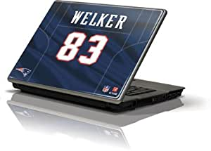 NFL - New England Patriots - Wes Welker -New England Patriots - Generic 12in Laptop (10.6in X 8.3in) - Skinit Skin