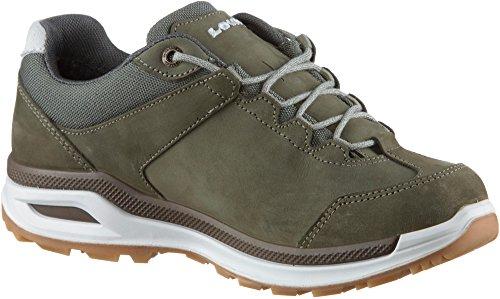 Lowa Womens Nubuck Schilf Lo Gore Shoes offwhite Tex Locarno rrSxFw6q