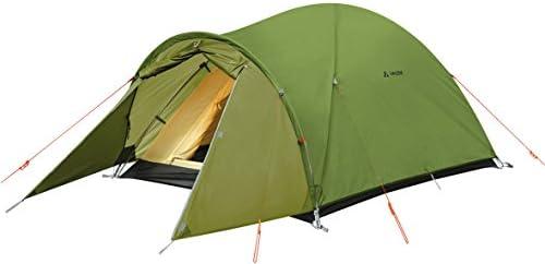 VAUDE Campo Compact XT 2P - Tienda de campaña Color Chute Green, Talla 2P: Amazon.es: Deportes y aire libre