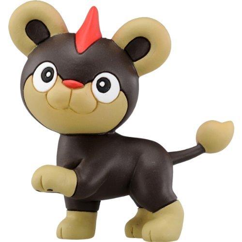 """Takaratomy Official Pokemon X and Y MC-017 Litleo/Shishiko Action Figure, 2"""""""