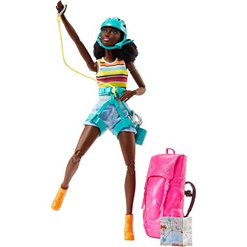 Barbie Camping Fun AA African American Hiker ()