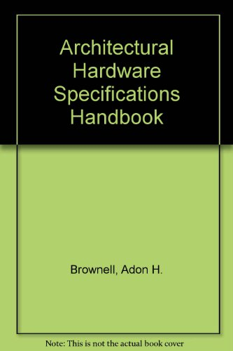 Architectural Hardware - 6