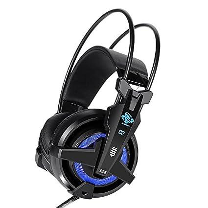 E-Blue EHS950 FPS Auroza 7.1 Surround MIC 4D Sound Remote Control Vibration USB Noise