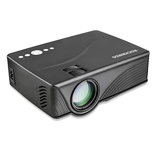 Cheap Video Projectors video projector rockbirds led video projector support sd card 1080p hd