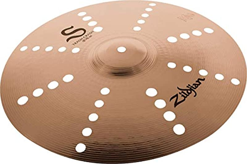 Zildjian 크래쉬 심벌즈 S 16~20인치 NAZLS16TCR