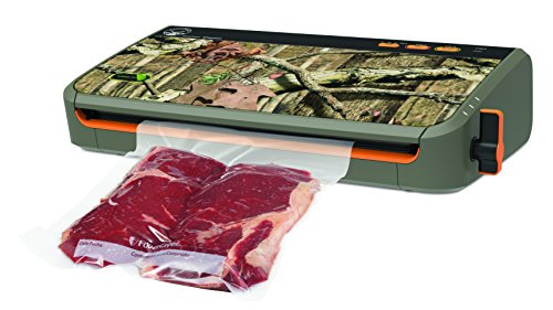 System Camo (FoodSaver GameSaver Wingman Vacuum Sealing System, Designed for up to 60 Consecutive Seals, GM2150-000)