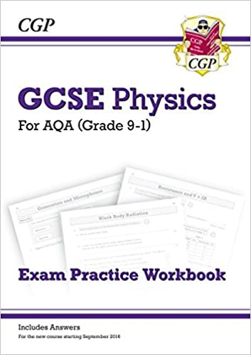 New Grade 9 1 Gcse Physics Aqa Exam Practice Workbook With Answers
