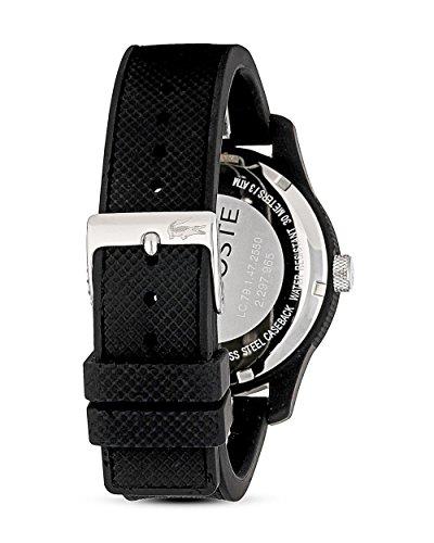 Lacoste Herren Quarz Uhr mit Armband 2010766 2