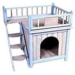 Ware Manufacturing Kings Kastle Cat and Dog House