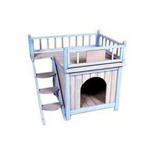 Cheap Ware Manufacturing Kings Kastle Cat and Dog House