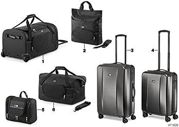 2fc8890cd18c BMW Genuine M Collection Travel Hanging Toiletry Wash Bag Organizer  80222410942
