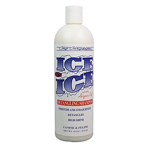Chris Christensen Ice on Ice Detangling Shampoo 16oz