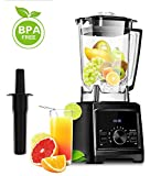 Best Blenders Smoothies Heavy Duties - Decen Blender Smoothie Maker Professional Blender 1450W High Review