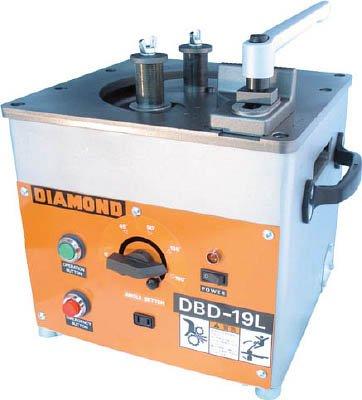 DIAMOND 鉄筋ベンダー DBD19L