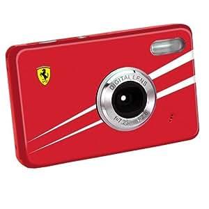 Lexibook Ferrari DJ050FE - Cámara Digital Compacta 5 MP (2.4 pulgadas LCD)