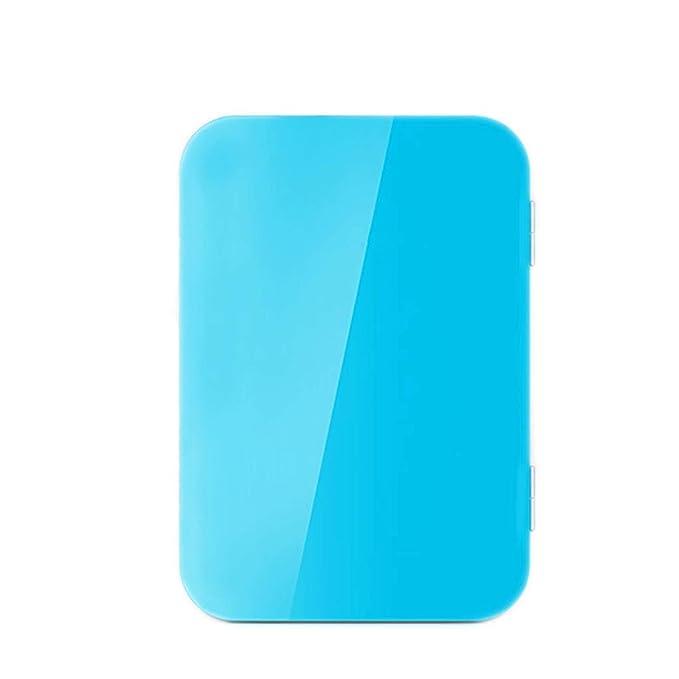 YSBX 6L Mini refrigerador portátil 12V / 220V 45-50W refrigerador casero y Calentador Solo núcleo Buena disipación de Calor de Poco Ruido: Amazon.es: Hogar