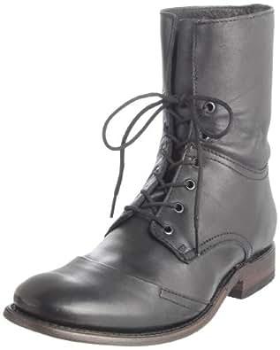 JD Fisk Men's Darren Boot, Black, 9 M US