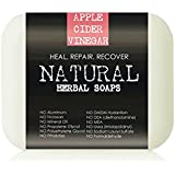 Organic Apple Cider Vinegar Problem Skin Soap Bars (Value 2 Pack)