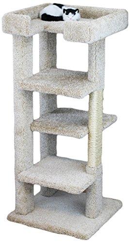 New Cat Tree (New Cat Condos 120008-Beige 4 Level Large Cat)