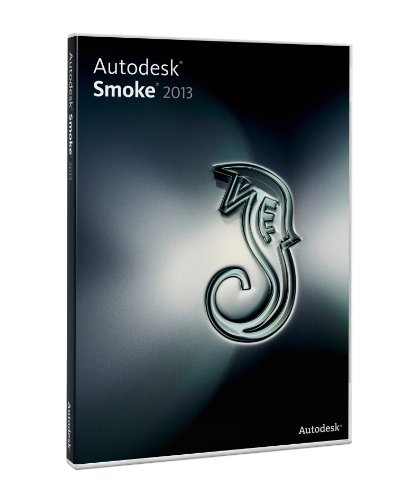 Autodesk Smoke for Mac 2013 -- Includes a 1-Year Autodesk Subscription