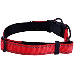 JIXIUZHEN Color Dog Collar Collection - Regular Collars, Seatbelts, Personalized Collars