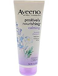 Aveeno Positively Nourishing Lavender And Chamomile...
