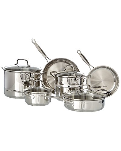 chef classic stainless steel cookware