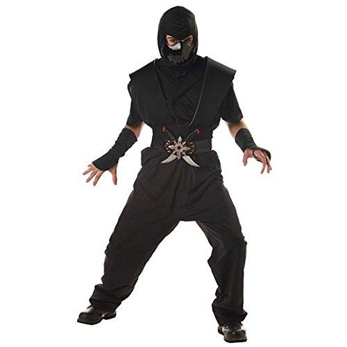 Amazon.com: Disfraz hermoso Ninja daga cinturón: Baby