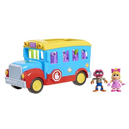 412g9TA4juL - Muppets Babies Friendship School Bus