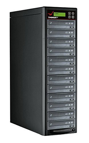 Digifast DIGI-DVD-10 Econ 10-Target DVD Tower Duplicator by Digifast