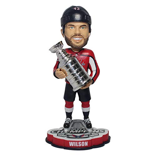2018 Stanley Cup Champions Tom Wilson #43 (Washington Capitals) 8