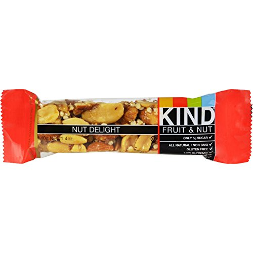 kind bars nut delight - 2