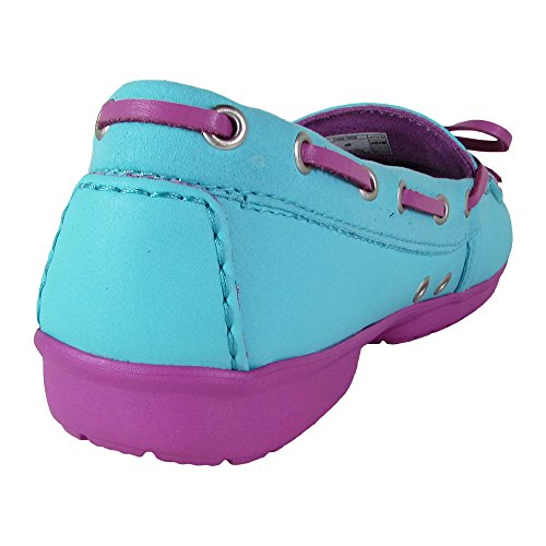 cheap sale new arrival from china free shipping Crocs Women's Wrap ColorLite Loafer Pool / Wild Orchid ebay online outlet fake 1PeNBu2sZ