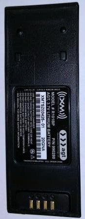 VINTRONS Battery fit to Sirius XM101WK, R101BP, XM Satellite Sportscaster, 990280