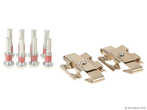 ATE W0133-1824617 Disc Brake Anti-Rattle Clip Set by ATE