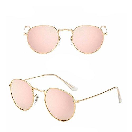 Uv Hommes Intégrées Pink Fashion Shades De Femmes Retro Lunettes Soleil aqTn0A