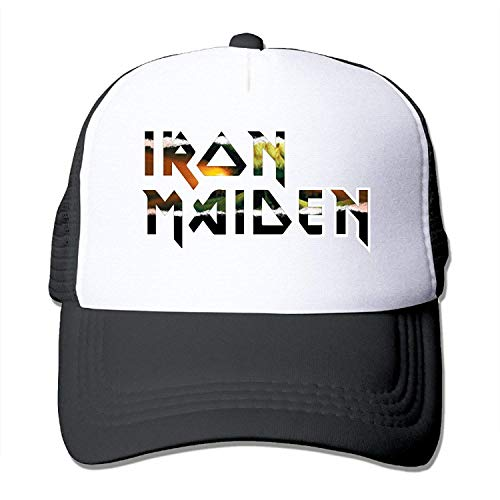Iron Cap Mesh Cap Iron Maiden Hat d0wI6wqr