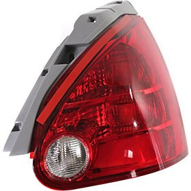 - NISSAN MAXIMA 04-08 TAIL LAMP RH, Lens & Housing