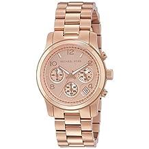 Michael Kors MK5128 Quartz Rosegold Round Dial Rosegold Band Women's Watch