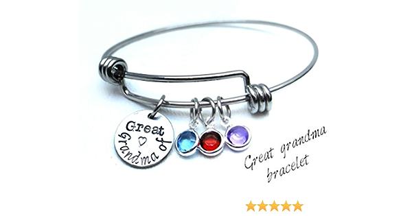 valentines gift gift for mom Mom Bracelet Nana Bracelet grandma gift grandma Bracelet Custom Nana keychain custom mom Bracelet