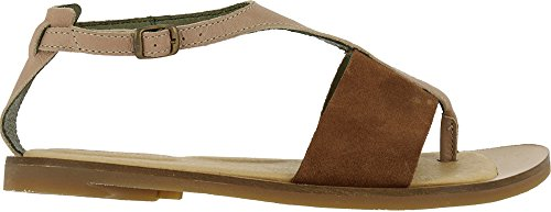 Ibon Nf35 Naturalista Femme El Cuarzo Suede Boucle tulip lux Sandales wood Beig qEfw5w
