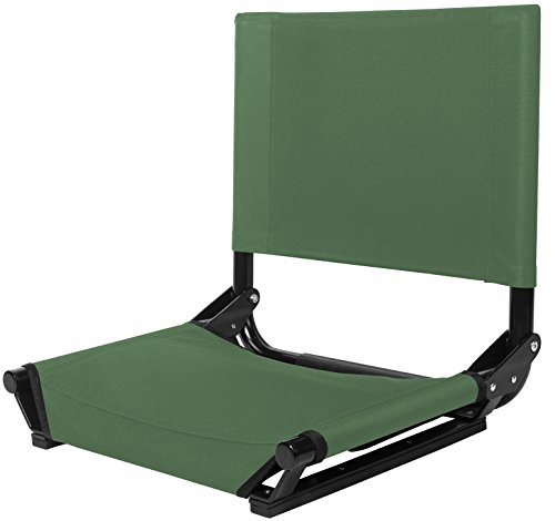Cascade Mountain Tech Stadium Seat, Wide (Green)