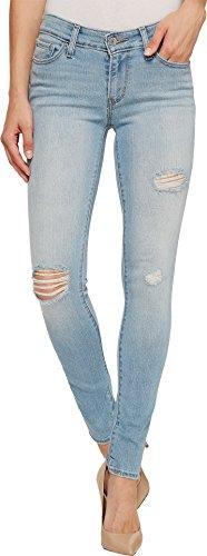 Levi's Women's 711 Skinny Jean, Indigo Rebel, 29 (US 8) R by Levi's