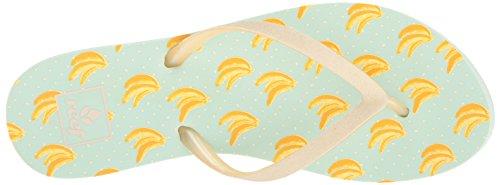 Prints Banana Flip Reef Stargazer Flop Women's Xq16E1