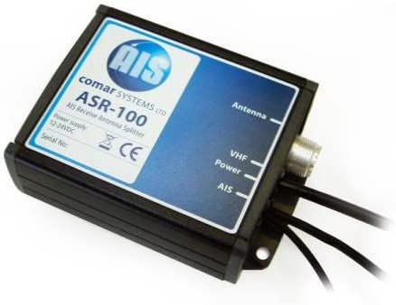 Comar asr-100 divisor de antena VHF/AIS