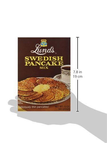 Lund's Swedish Pancake Mix, 12-Ounce Boxes (Pack of 12) by Lunds (Image #9)