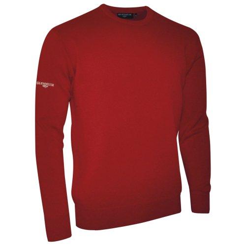Sweater Glenmuir Cuello Carbón Caballero Jersey Morar Modelo Redondo Hombre RRzwq5rH