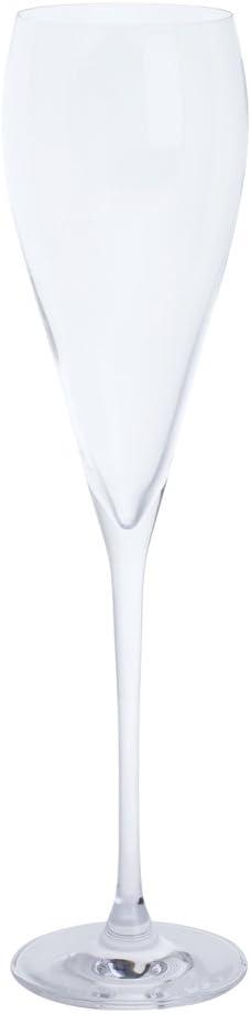 6,5/x/6,5/x/28/cm. Dartington Crystal Just The One Verre /à Prosecco