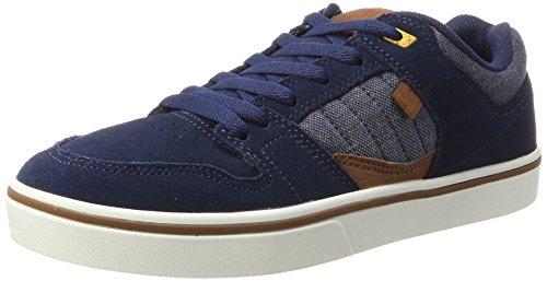 Multicolor Blue 2 Hombre Shoes Navy para DC Zapatillas Course SE 0FnwU
